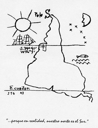 Torres García - Nuestro norte es el sur
